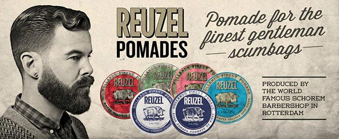 REUZEL Pomades