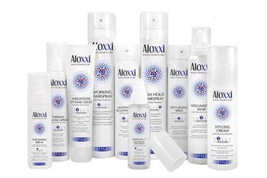 Aloxxi Styling - vlasová kosmetika