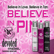 Devoted Creations BELIEVE IN PINK