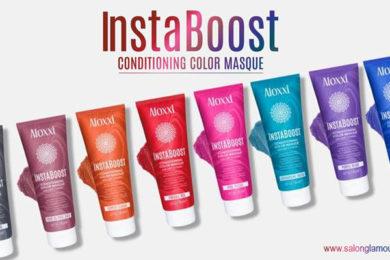 INSTABOOST barevná hydratační maska