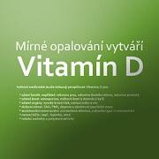Mírné opalování vytváří VITAMÍN D
